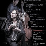 Tour dates with The Pedro Cortejosa Band